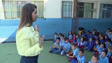TV Integração apresenta 'Repórter Mirim' para alunos de Barbacena - Crianças de 7 a 12 anos podem se inscrever até o dia 27 de setembro.