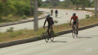 GP São Luís de Ciclismo reúne atletas de cinco Estados - Competição realizada na capital maranhense conta com mais de 150 atletas