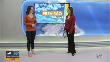 Confira a previsão do tempo desta quinta (20) para São Carlos e região - Confira a previsão do tempo desta quinta (20) para São Carlos e região.
