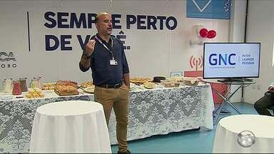 Café da manhã marca chegada da CBN em Caruaru - Rádio que toca notícia, 24 horas.