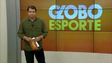 Confira na íntegra o Globo Esporte PB desta quinta-feira (20.09.18) - Kako Marques apresenta os principais destaques do esporte paraibano