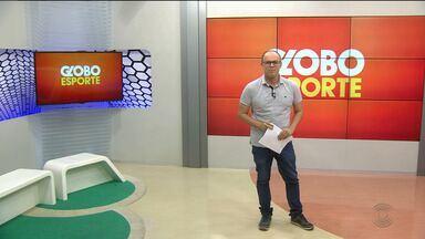 Globo Esporte CG: confira a íntegra do Globo Esporte desta quinta-feira (20.09.18) - Marcos Vasconcelos aborda as últimas notícias do esporte na Paraíba