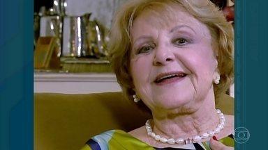 Eva Todor é homenageada no 'Memória Nacional' - Relembre os momentos marcantes da atriz, que fez sua primeira apresentação aos 9 anos no Theatro Municipal de São Paulo