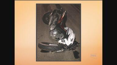 Jovem de 27 anos morre após colisão entre motocicletas em Criciúma - Jovem de 27 anos morre após colisão entre motocicletas em Criciúma