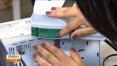 TRE realiza preparação das urnas para Eleições 2018 - TRE realiza preparação das urnas para Eleições 2018.