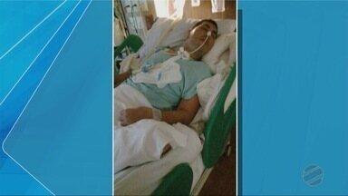 Família de paciente que não saiu mais do hospital acredita em erro médico - Família de paciente que não saiu mais do hospital acredita em erro médico