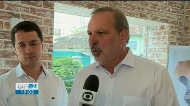 Armando Monteiro cumpre agenda de campanha no Recife - Candidato ao governo de Pernambuco.