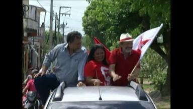 Confira a agenda de campanha dos candidatos ao governo do Pará nesta quinta-feira, 20 - Confira o que Fernando Carneiro, Paulo Rocha e Cléber Rabelo fizeram nesta sexta