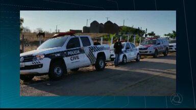 JPB2JP: Duas operações de combate ao tráfico de drogas são realizadas na Paraíba - Uma na Capital e outra no Sertão.