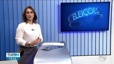 Confira a agenda dos candidatos ao governo de Sergipe - Confira a agenda dos candidatos ao governo de Sergipe.