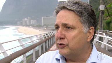 Anthony Garotinho (PRP) visita ciclovia Tim Maia - Assista a seguir.
