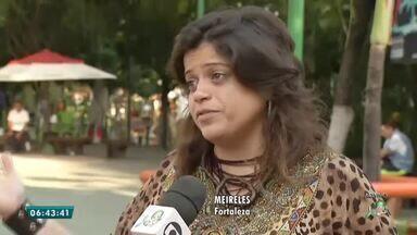 Semana marca ações sobre a importância da saúde bucal em Fortaleza - Saiba mais em g1.com.br/ce