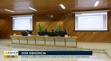 Crimes na internet lideram denúncias feitas ao MP Eleitoral do Amapá - Instituição acumula mais de 300 denúncias após lançamento de um contato oficial de WhatsApp, criado para colaborar com o combate de irregularidades nas Eleições 2018