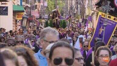 Procissão do Senhor dos Passos é reconhecida como patrimônio cultural do Brasil - Procissão do Senhor dos Passos é reconhecida como patrimônio cultural do Brasil