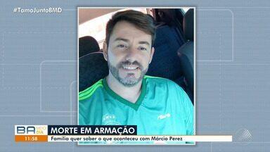 PM afasta agentes envolvidos na morte de economista em Salvador - O caso foi na noite de quarta-feira (20) no bairro de Jardim Armação.