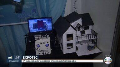 Feira reúne ideias para preservação do meio ambiente - Evento acontece em Camaragibe, no Grande Recife.