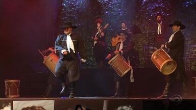 Festival Internacional de Folclore de Nova Prata tem 12 países participantes - Por meio da dança, o evento apresenta diversidade cultural.