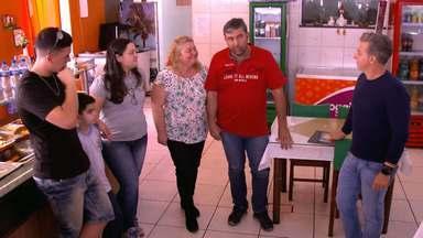 Xandão é um 'dinossauro digital' e vai participar do Missão Digital - Veja como Huck conheceu toda a família