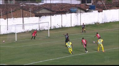Assista aos lances de São Paulo Crystal 2 x 0 Internacional-PB - Tricolor de Cruz do Espírito Santo vence na estreia na 2ª divisão do Paraibano