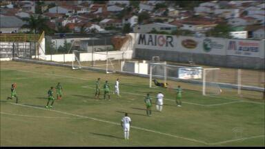 Veja os gols da goleada da Perilima sobre a Picuiense - Águia de Campina faz 6 a 0 na sua estreia na 2ª divisão do Paraibano