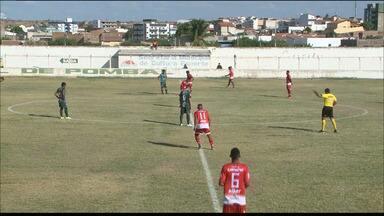 Assista aos gols do empate entre Nacional de Pombal e Esporte de Patos - Camaleão e Pato ficam no 1 a 1 na estreia na 2ª divisão do Paraibano