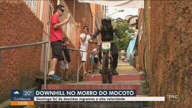 Morro do Mocotó recebe Floripa Downhill - Morro do Mocotó recebe Floripa Downhill
