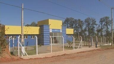 Após mais de um ano fechada, UBS Bom Retiro é inaugurada em Porto Feliz - Os moradores da zona rural de Porto Feliz (SP) agora podem usar um posto de saúde que ficou mais de um ano fechado. A UBS do Bom Retiro finalmente foi inaugurada.