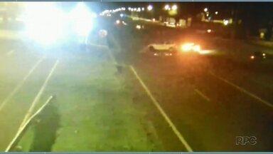Mãe e filho morrem em acidente de trânsito na BR-277 - Uma outra pessoa também ficou ferida.