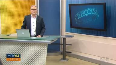 Confira a agenda dos candidatos ao Governo do Paraná - Compromissos são desta segunda-feira (24).