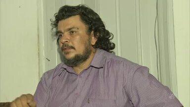Candidato Mikaelton, do PCO, retira candidatura ao governo do Ceará - Saiba mais em g1.com.br/ce