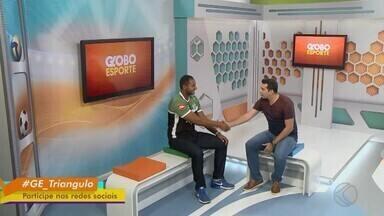 UEC vence Betinense, garante título do Interior e vai à Copinha - Técnico do Uberlândia Esporte fala sobre a conquista