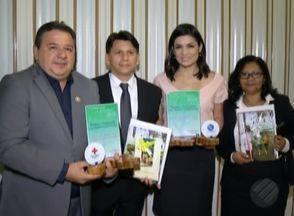 Quadro 'Desaparecidos' do JL1 é homenageado por Igreja de Belém - Quadro foi reconhecido pelos serviços prestados a sociedade.