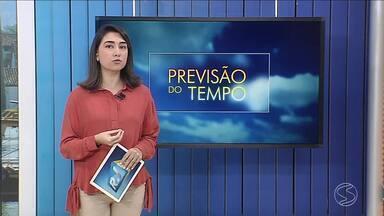 Primeira segunda-feira de primavera será de calor no Sul do Rio - Umidade relativa do ar deve ficar abaixo de 35%.