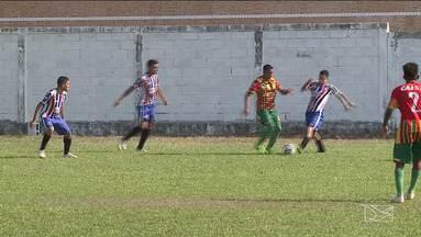 Sampaio e MAC empatam no Campeonato Maranhense sub-17 - Clássico da rodada termina empatado no Parque Valério Monteiro