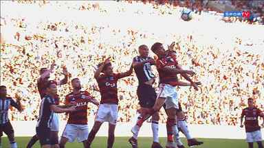 Flamengo 2 x 1 Atlético-MG