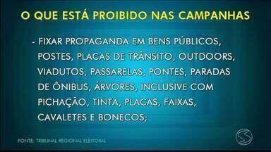 Volta Redonda registra irregularidades em campanhas eleitorais - Justiça Eleitoral não vem registrando tantos casos. Mesmo assim, foram 64 irregularidades de candidatos na cidade.