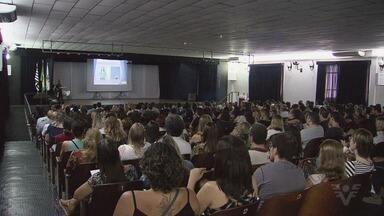 Mesários treinam para as próximas eleições em Santos - Orientações foram passadas aos mesários da Zona 272.
