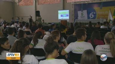 Feira do IF Sul de Minas reúne 64 empresas com oportunidades de estágios e empregos - Feira do IF Sul de Minas reúne 64 empresas com oportunidades de estágios e empregos