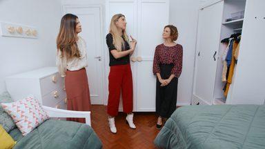 Quarto De Mãe, Filho Adolescente E Bebê – Lisa