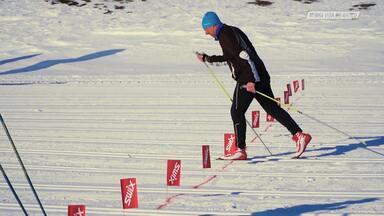 Maratona De Ski