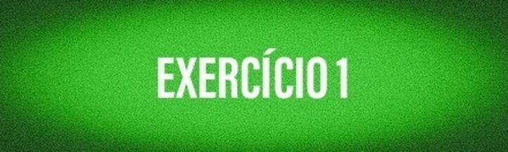 Aprenda como fazer abdominal. Exercício 1 - Aperta o Play!