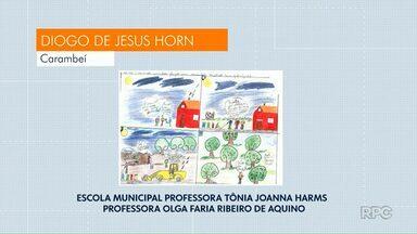 Televisando premia as melhores histórias em quadrinhos nos Campos Gerais - Projeto é do Instituto GRPCom.