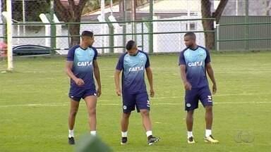 Ney Franco faz mistério sobre o substituto de Michael contra o Paysandu - Edcarlos e Rafinha entram nas vagas de David Duarte e Tiago Luís