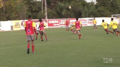 Juventude-MA finaliza preparação para estreia na Série B Maranhense - Equipe do interior conta com reforços como o goleiro Rodrigo Ramos e o meia Válber
