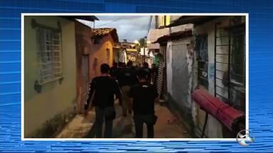 Polícia Civil realiza operação nas cidades de Saloá e Sertânia - Ações policiais foram realizadas na manhã desta quarta-feira (26).