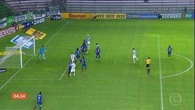 Confira a classificação da Série B do Brasileirão - Londrina e Juventude empataram em 0 a 0.
