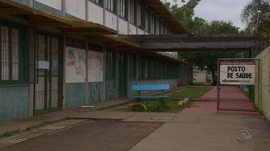 Unidade de saúde é fechada em Cachoeirinha por conta de infestação de piolho e pombos - Pacientes e profissionais foram transferidos para outras unidades.