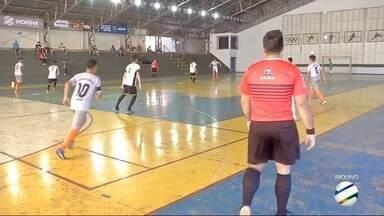 Copa da Juventude tem rodada neste fim de semana em Dourados - Serão quatro partidas.