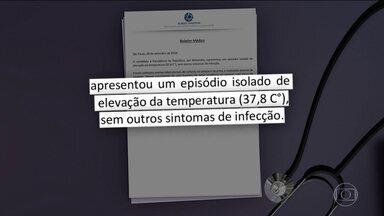 Candidato do PSL, Jair Bolsonaro, se prepara para ter alta no fim de semana - Internado no Hospital Albert Einstein, em São Paulo, se recuperando da facada que levou quando fazia campanha em Juiz de Fora, ele postou foto nas redes sociais.