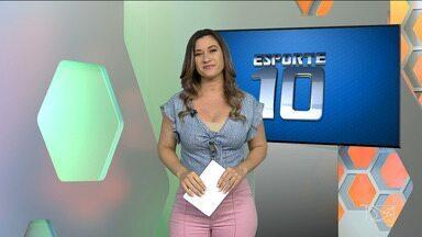 Esporte 10 - quadro na íntegra - 29/09/2018 - Esporte 10 - quadro na íntegra - 29/09/2018